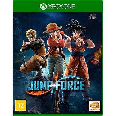 Jump Force Xbox One Com Chaveiro