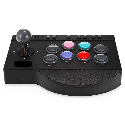 Joystick Arcade Game Controle Gamepad para PS3 PS4 Xbox One PC