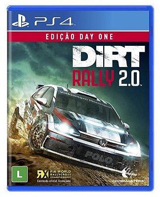 Dirt Rally 2.0 Edição Day One PS4