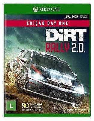 Dirt Rally 2.0 Edição Day One Xbox One