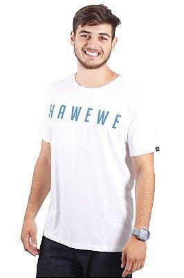 Camiseta Hawewe Surf Branca