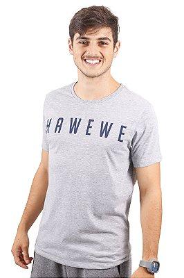 Camiseta Hawewe Surf Mescla