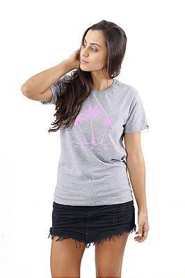 Camiseta Hawewe Praia Mescla