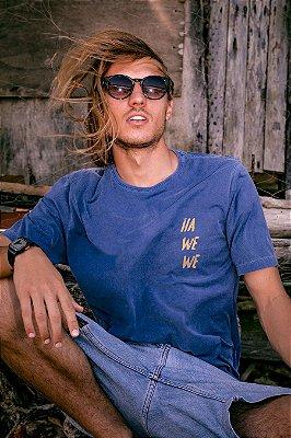Camiseta Hawewe California Laranja Estonada
