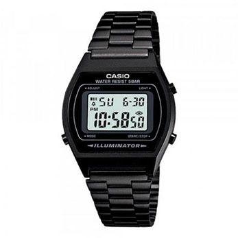 Relógio Casio LA- B640WB-1ADF Preto