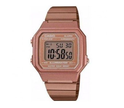 Relógio Casio B650WC - 5ADF Rosê