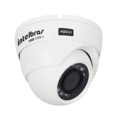 Câmera Intelbras Ahd 20m 3.6 Mm Vmd 1120 Ir G3