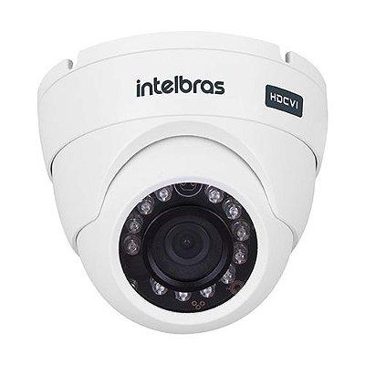 Câmera Infra. Multi HD 4 em 1 Intelbras VHD 3220 D G3 Full HD