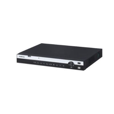 Gravador Digital Full Hd 16 Canais + 8 Ip Mhdx 5016 - Intelbras