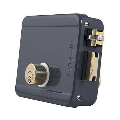 Fechadura Elétrica com Cilindro Fixo FFX 1000 - Intelbras