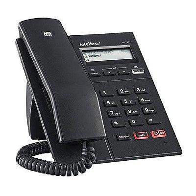 Telefone Intelbras Com Fio Ip Tip 125