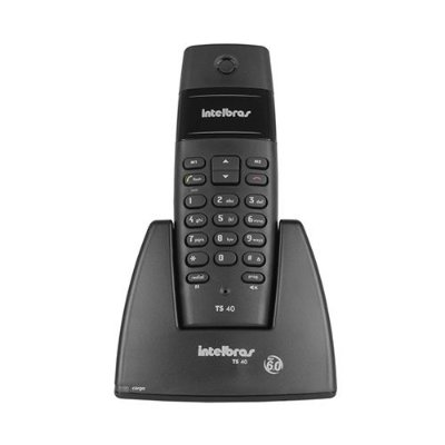 Telefone Sem Fio Intelbras TS 40