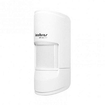 Sensor Infravermelho Passivo Com Fio Intelbras IVP 5001 PET Shield