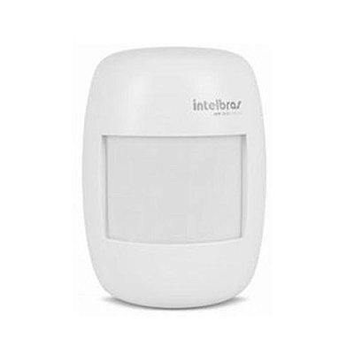 Sensor Infravermelho De Alarme Ivp 3021 Shield Intelbras
