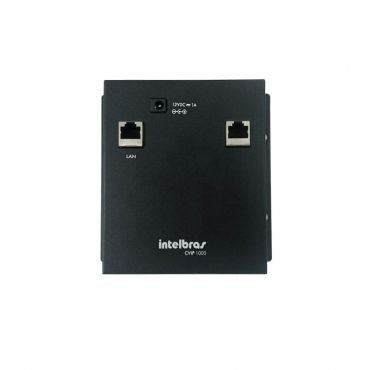 Centralizador De Video Porteiro Intelbras Ip Cvip 1000