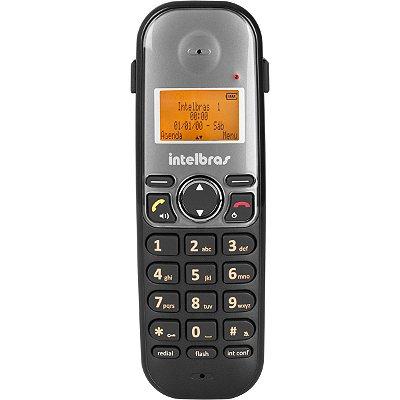 Telefone sem fio Digital TS 5120 intelbras