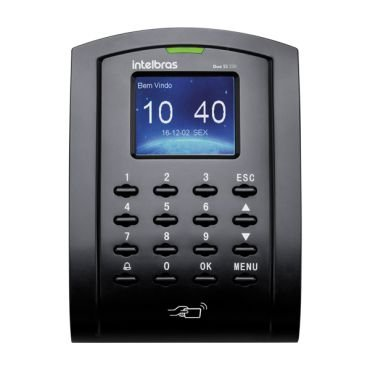 Controlador De Acesso Duo Ss 230 Intelbras