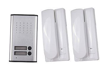 Porteiro Eletrônico Coletivo para 2 Residencias Vexus ZDL-3208AA