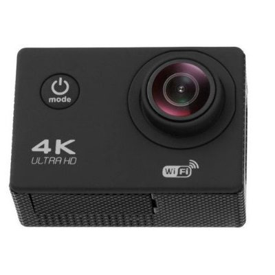 Camera Sport 4K wifi resistente a agua com kit Sports