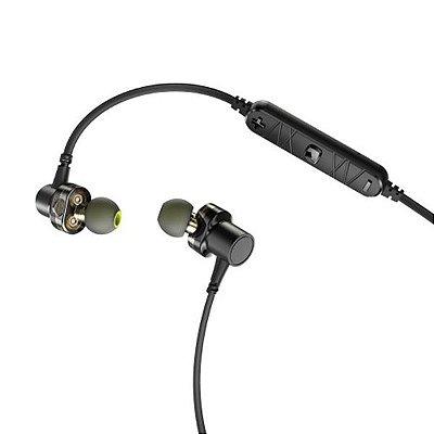 Fones de Ouvido Bluetooth Dual Driver Bass Estéreo X660BL