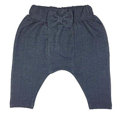Calça Bebê Saruel Jeans Menina