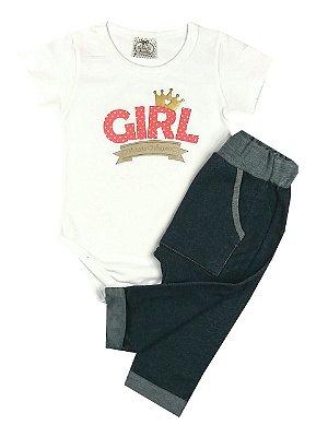 Conjunto Bebê Girl