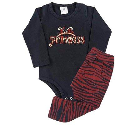 Conjunto Infantil Zebra