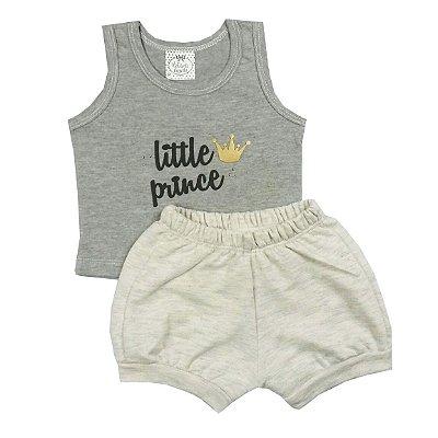 Conjunto Bebê Regata e Shorts