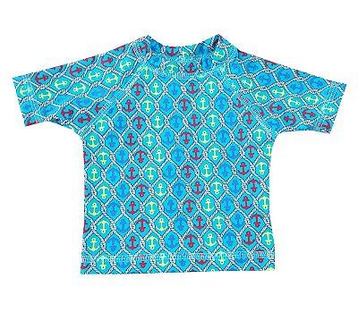 Camiseta Praia Bebê Ancora FPS 50