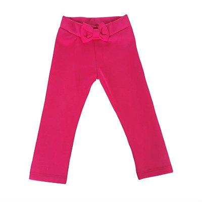 Calça Infantil Legging Pink