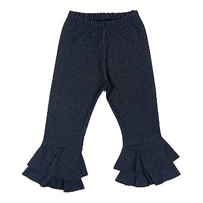 Calça Infantil Mini Diva Jeans