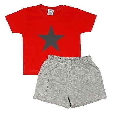 Conjunto Infantil Estrela