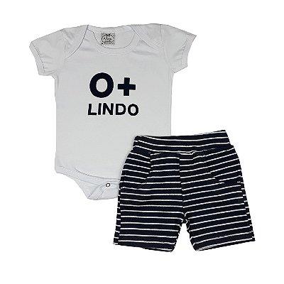 Conjunto Bebê O + Lindo