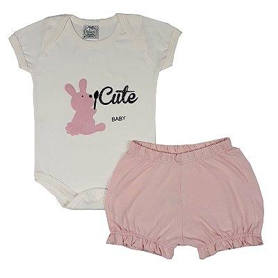 Conjunto Bebê Cute