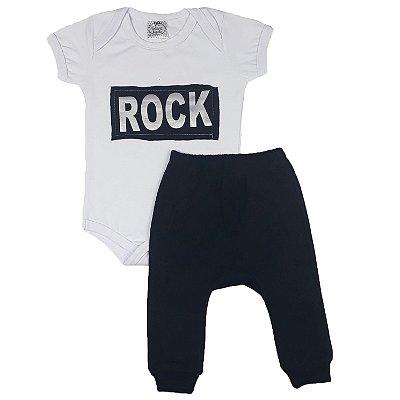 Conjunto Bebê Rock