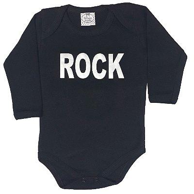 Body Bebê Rock