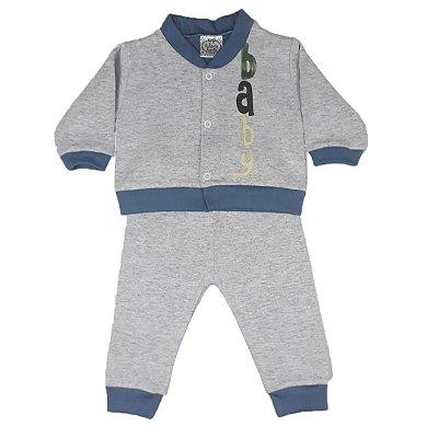 Conjunto Bebê Baby Azul