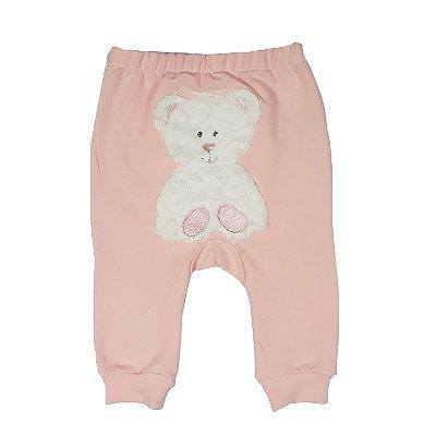 Calça Bebê Urso