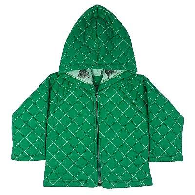 Jaqueta Infantil Verde