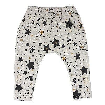 Calça Infantil Saruel Estrelas