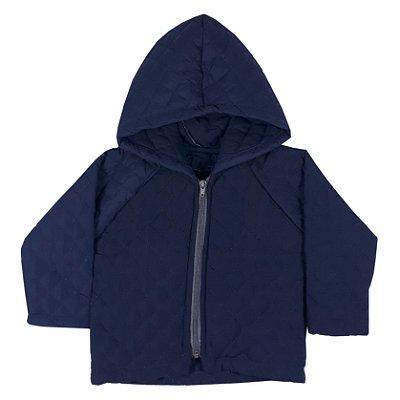 Jaqueta Infantil Azul Marinho