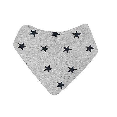 Bandana Estrelas Cinza