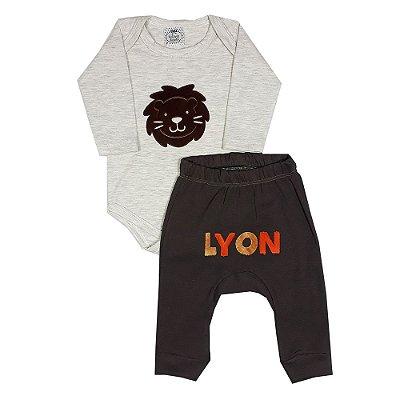 Conjunto Bebê Lyon