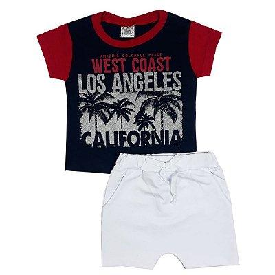 Conjunto Infantil Los Angeles Califórnia