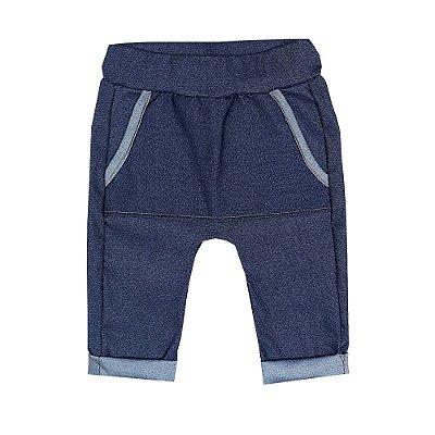 Calça Bebê Saruel Jeans