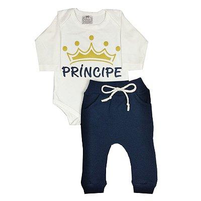 Conjunto Bebê Príncipe