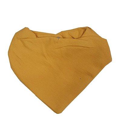 Bandana Bebê Amarela