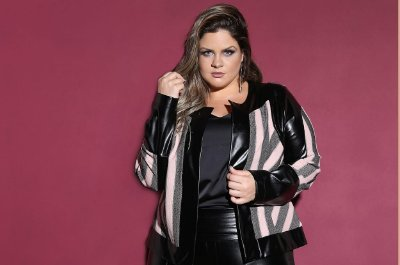 738ee9b5a Casaco Plus size