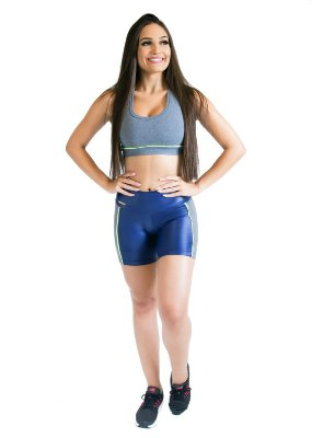 Short Scissor Active - Azul