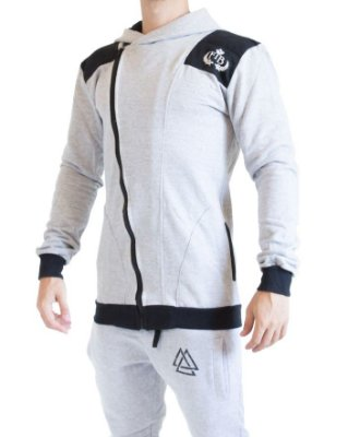 Jaqueta Masculina - Advanced - Cinza Mescla